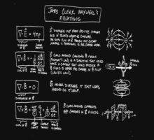 Maxwell's Equations [dark] T-Shirt