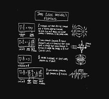 Maxwell's Equations [dark] T-Shirt