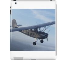 army plane iPad Case/Skin