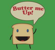 Buttered Toast by Jordan Aschwege
