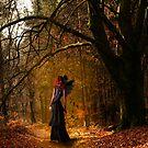 Autumn Fairy by thinkingoutloud