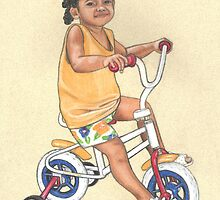 My First Bike  by Paula Parker