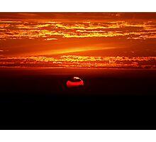"""Goodnight Sun"" Photographic Print"
