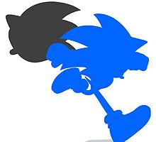 Smash Bros - Sonic by Exclamation Innovations