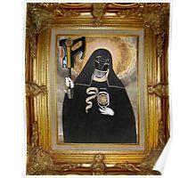 Saint Black Poster