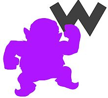 Smash Bros - Wario by Exclamation Innovations