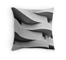 Undulating Throw Pillow