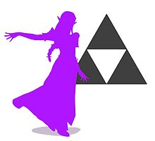 Smash Bros - Zelda by Exclamation Innovations