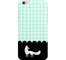 Triangle forest iPhone Case/Skin