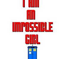 I am an impossible girl - Doctor Who Clara by River-Pond