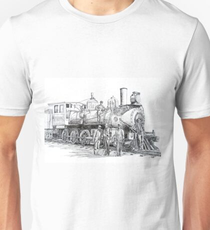Frisco Locomotove 1920 Unisex T-Shirt