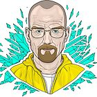 Walter White by shinypigeon