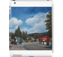 Sweet Home North Fork iPad Case/Skin