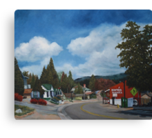 Sweet Home North Fork Canvas Print