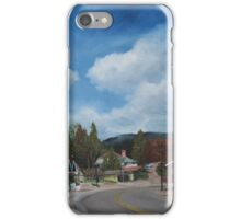 Sweet Home North Fork iPhone Case/Skin