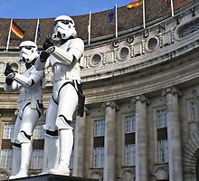 Stormtroopers by contagion