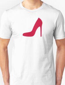 Red pumps Unisex T-Shirt