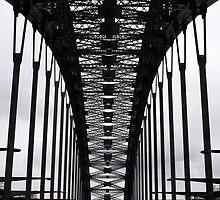 Sydney Harbour Bridge by contagion