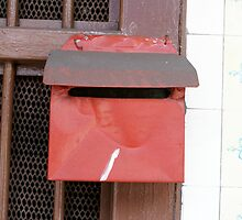 Mailbox by contagion