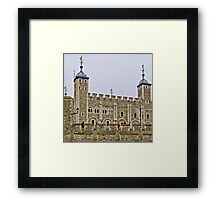 The Tower of London, England Framed Print