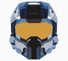Geometric Halo Mask by Zoychis Designs
