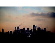 Corporate Horizon Photographic Print
