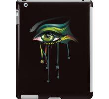 Carnival Eyes 2 iPad Case/Skin