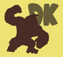 Smash Bros - Donkey Kong Kids Clothes