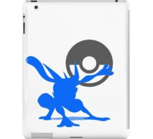 Smash Bros - Greninja iPad Case/Skin