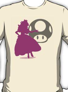 Smash Bros - Peach T-Shirt