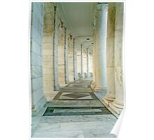 Jefferson Memorial 3 Poster