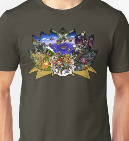To Far Away Times Unisex T-Shirt