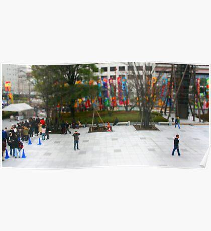 Sumo in Miniture Poster