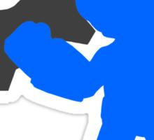 Smash Bros - Megaman Sticker