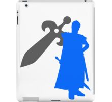 Smash Bros - Marth iPad Case/Skin