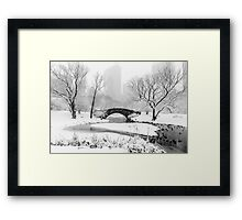 Classic New York City Framed Print