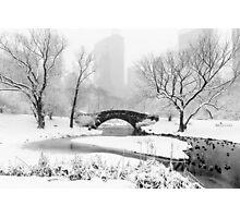 Classic New York City Photographic Print