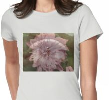 Naturalistic Womens Fitted T-Shirt