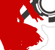 Smash Bros - Shulk Sticker