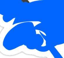 Smash Bros - Sonic Sticker