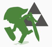 Smash Bros - Toon Link Kids Clothes