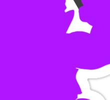 Smash Bros - Wario Sticker