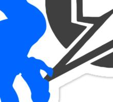 Smash Bros - Zero Suit Samus Sticker