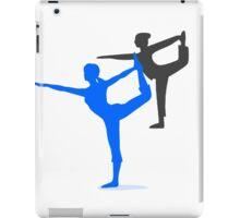 Smash Bros - Wii Fit Trainer iPad Case/Skin