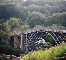 Iron Bridge, UK by JOEPEPPER
