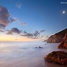 Moonrise by Hougaard Malan
