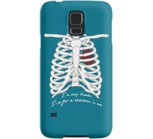 I'm Only Human - Paramore - Monster  Samsung Galaxy Case/Skin
