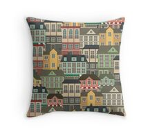 Urban Throw Pillow