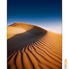 Sand Dunes by Kirk  Hille