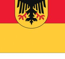 Deutschland - light tees Sticker